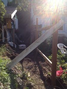 Fence-part