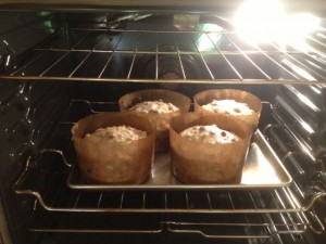 panettone-baking